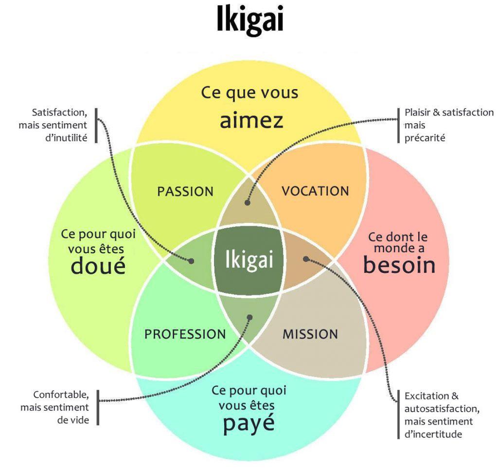 Ikigai : le bonheur à la japonaise - Culture, Art & Société