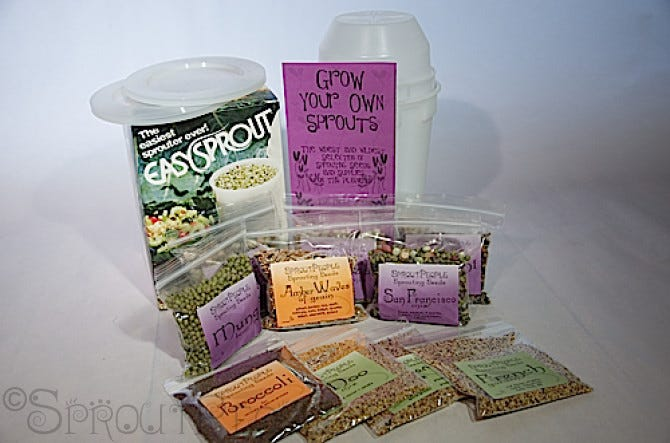 Beginner's Sprout Kit