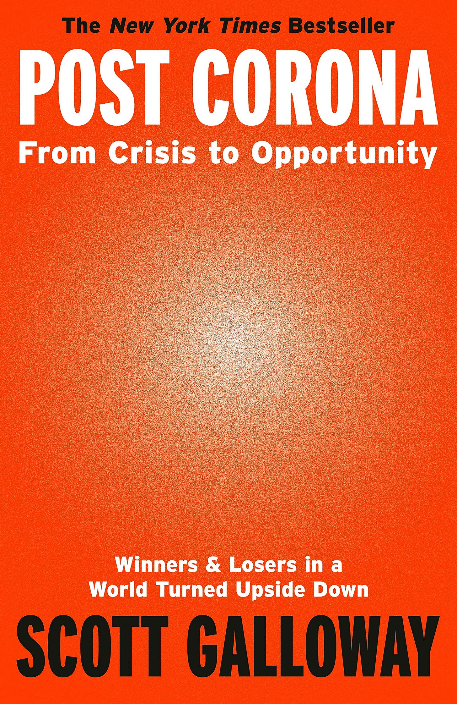 Post Corona: From Crisis to Opportunity | Amazon.com.br