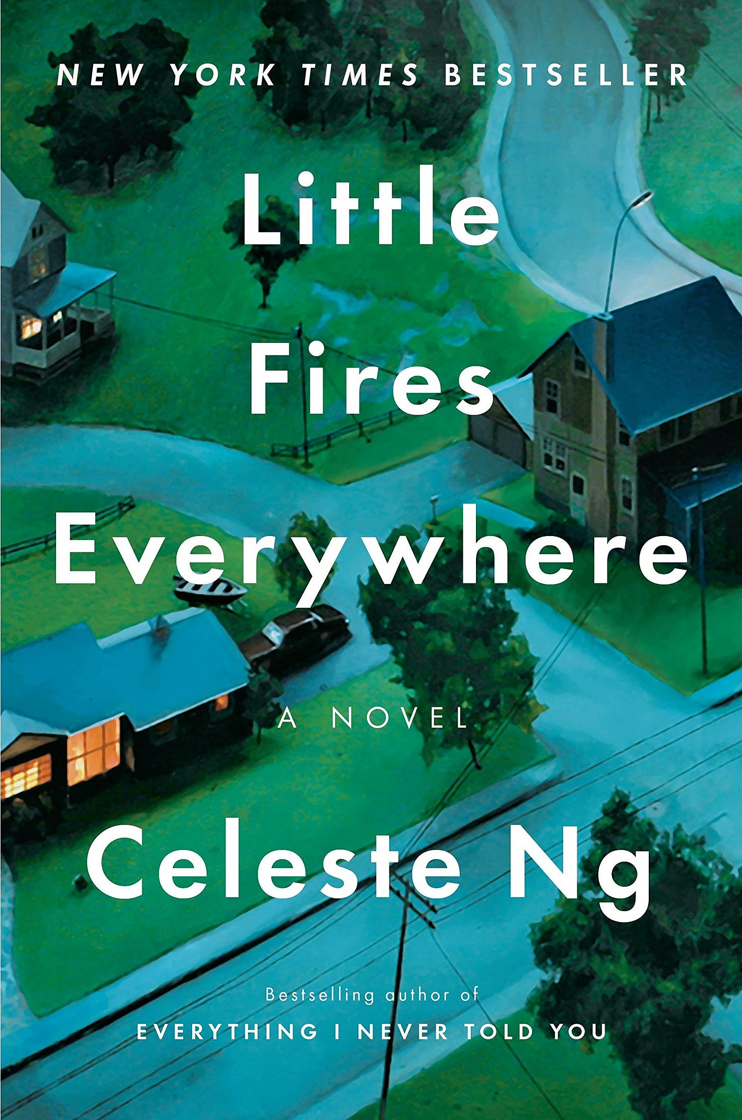Image result for little fires everywhere""