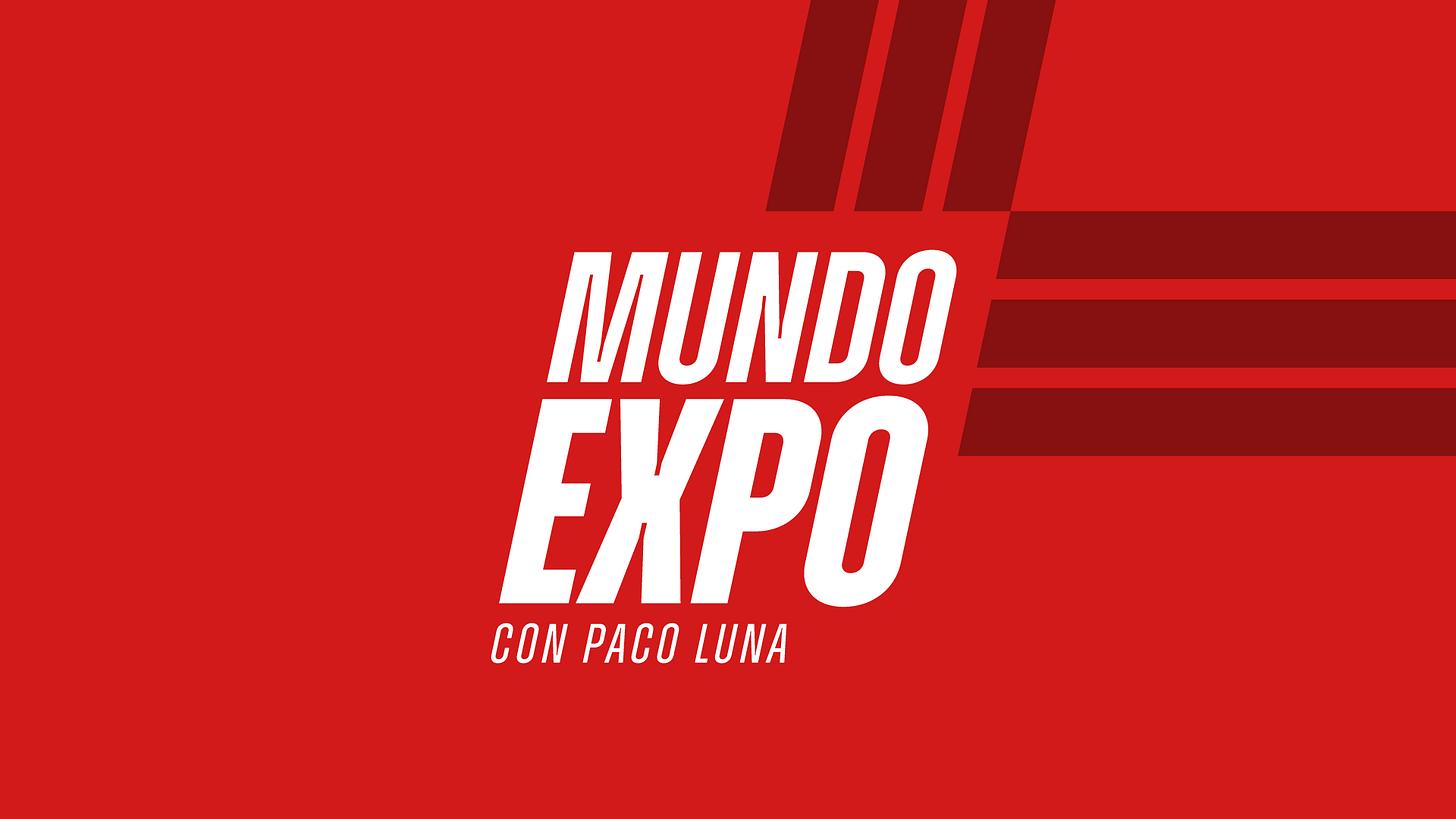Podcast Mundo Expo
