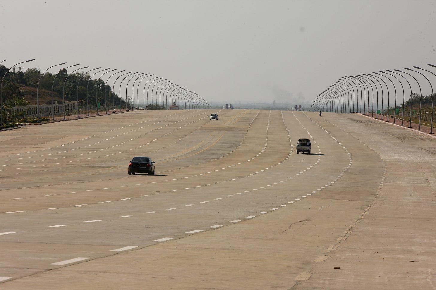 Naypyidaw: Burma's Potemkin Capital - FPIF