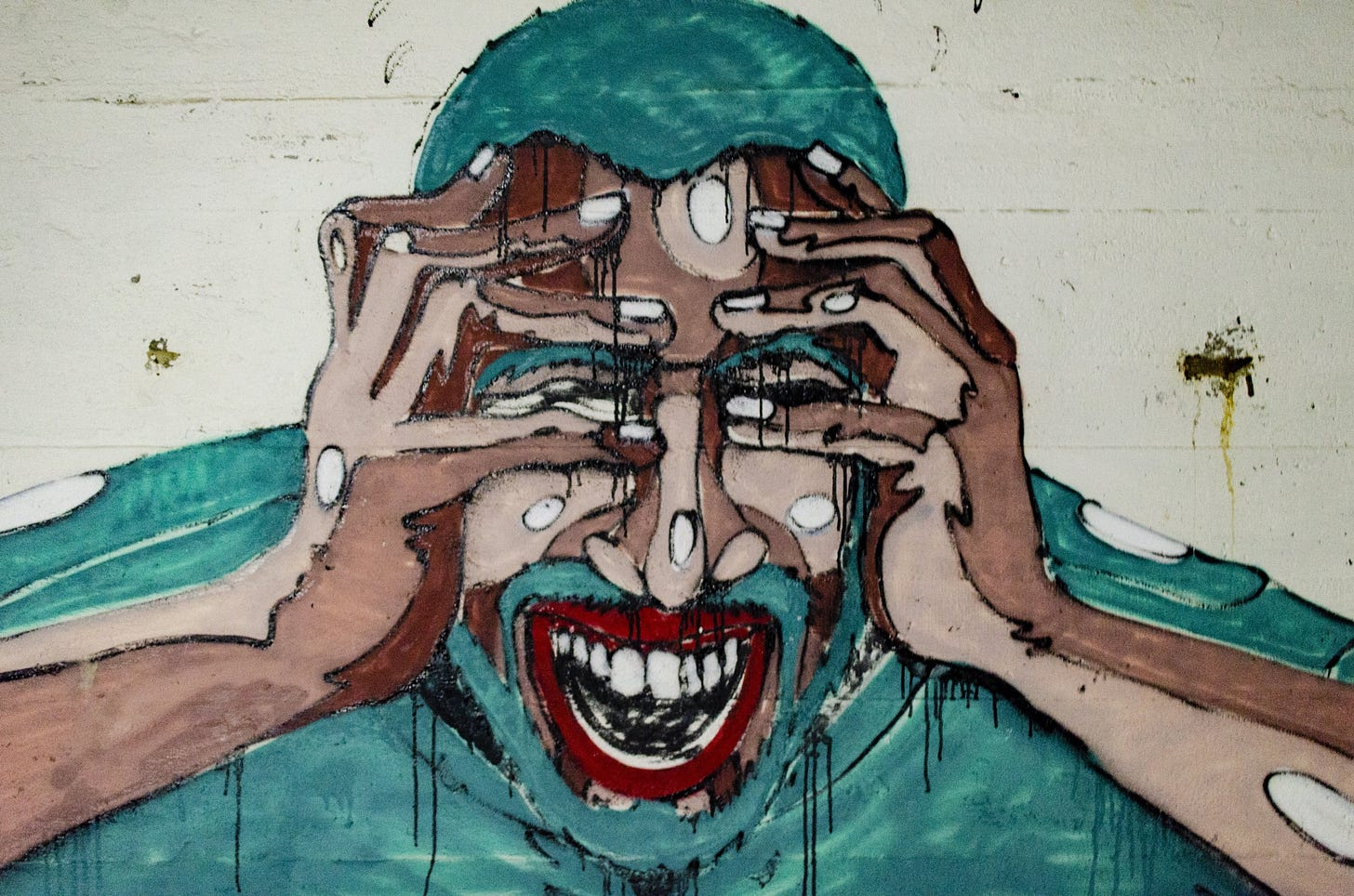 """Image of a painting of a man in pain, for article titled """"The Problem Writing What People Want To Read"""" on The Reflectionist"""