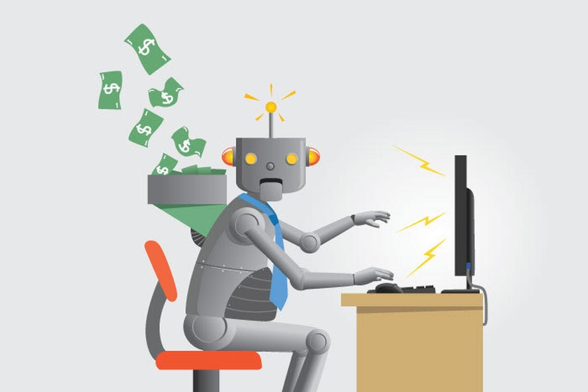 Robo-advisers are the hottest trend in investing, but for most there's a  better way - Vox