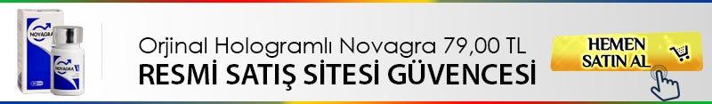 Novagra Sipariş