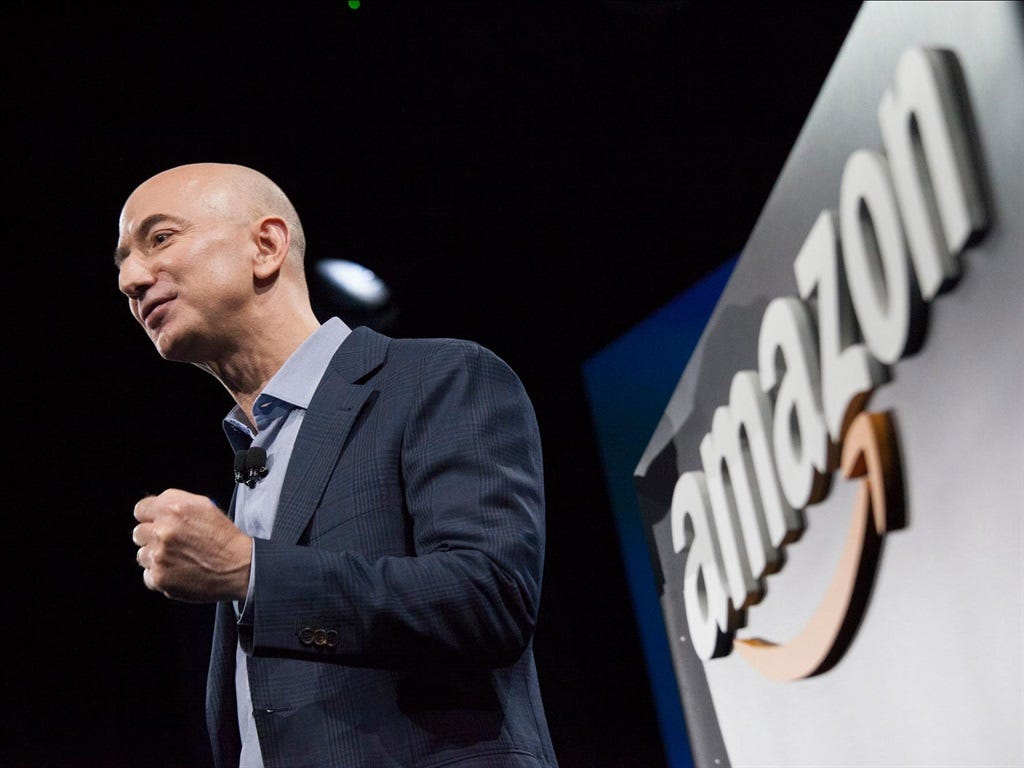 Jeff Bezos just turned 56. Here's how he built Amazon into ...