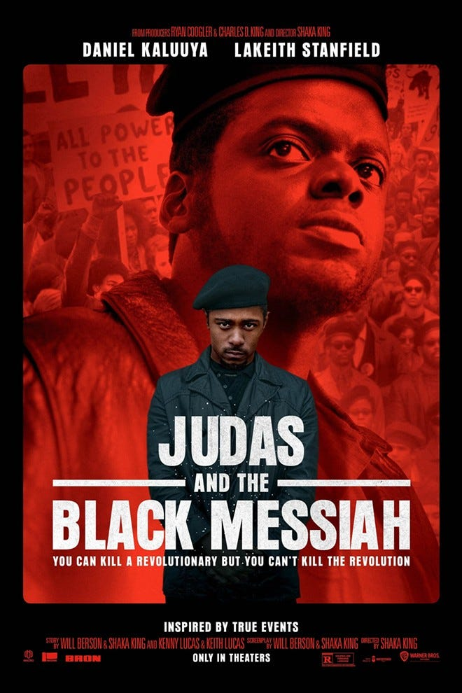 Judas and the Black Messiah | The Pacific Northwest ...