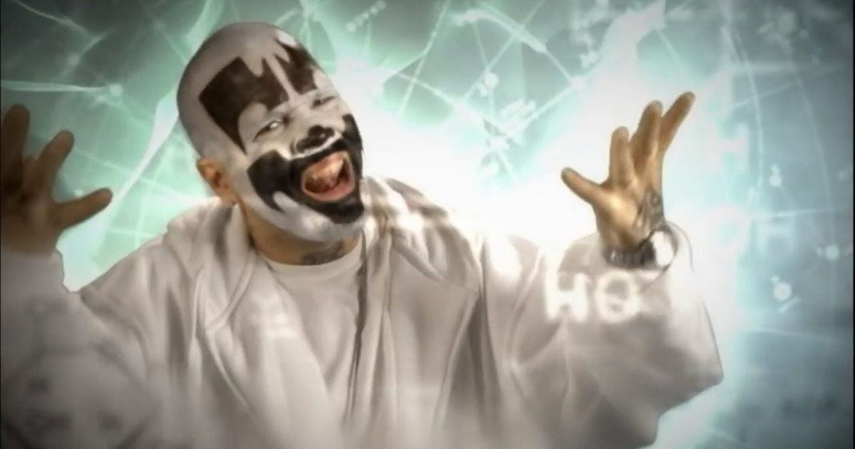 Insane Clown Posse's 'Miracles' Video is Ten Years Old