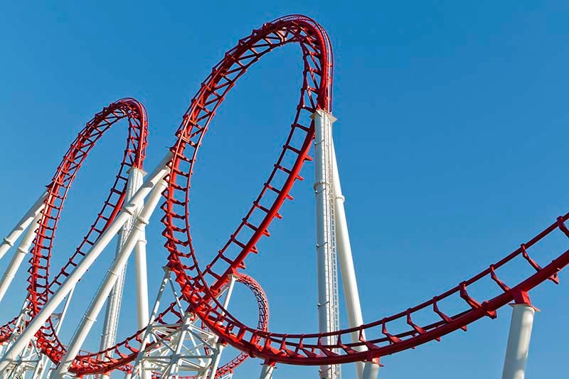 The history of rollercoasters and steel - ShapeCUT