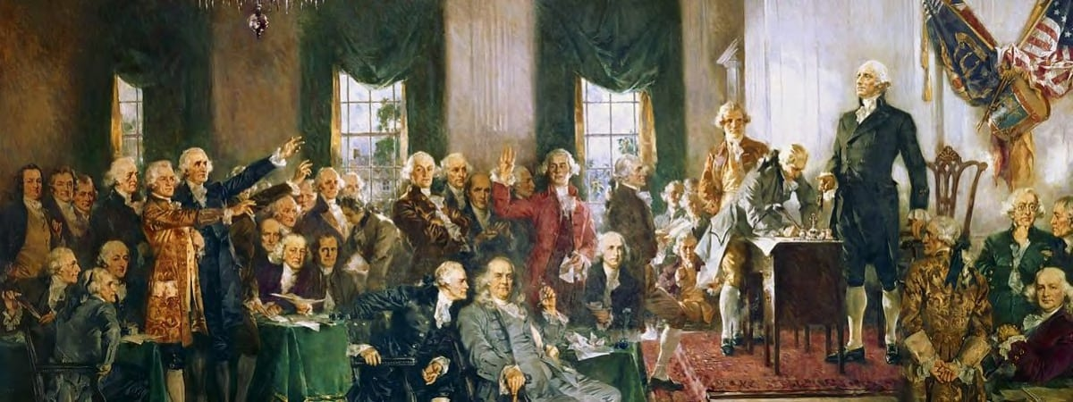 6 Key Players At The Constitutional Convention · George Washington's Mount  Vernon