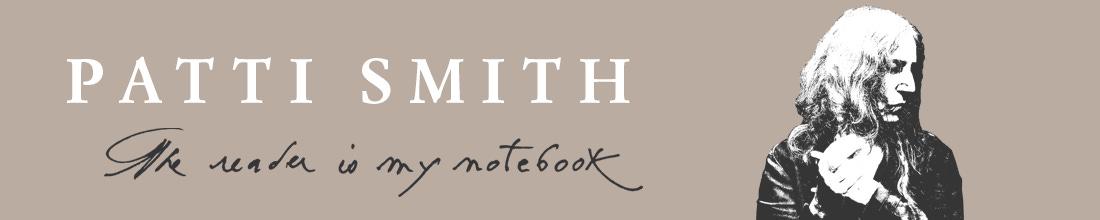 Header Patti Smith