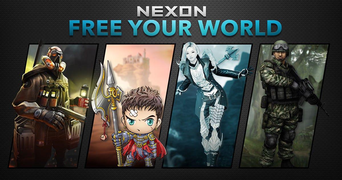 Nexon   About the Company