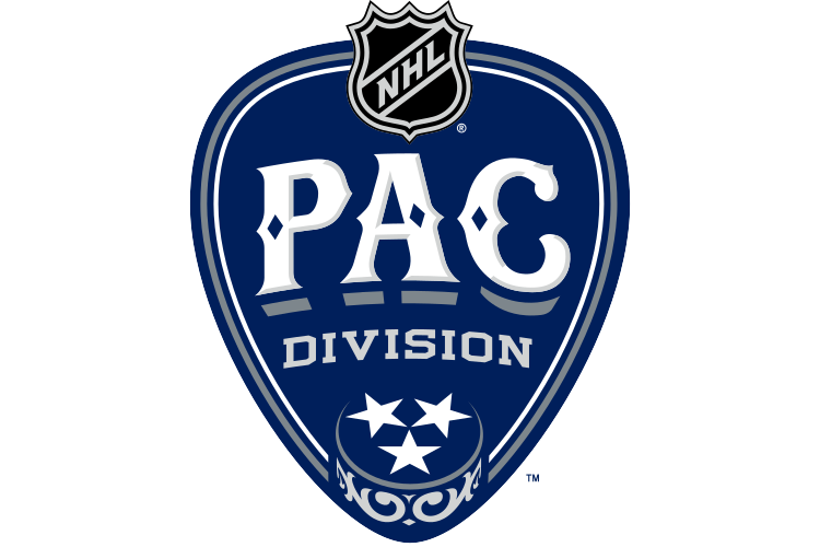 2016 #NHLAllStar Pacific Division logo   Sport team logos, Juventus logo,  Team logo