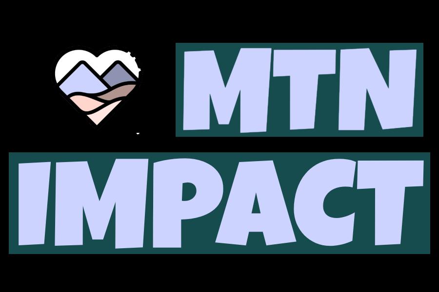 The MTN Impact Logo