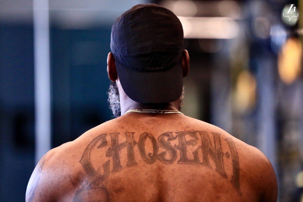 Image result for the chosen one tattoo