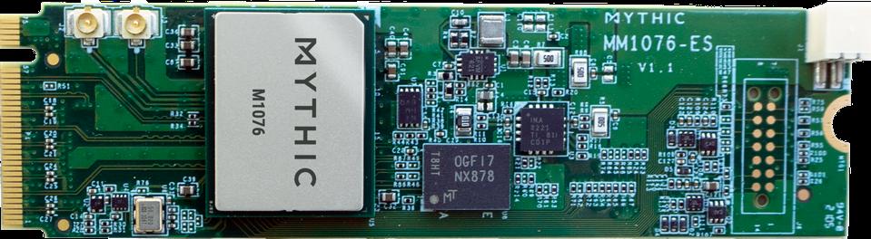 Mythic M1076 PCIe card