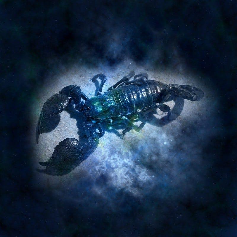 Tough Love Astrology—Scorpio