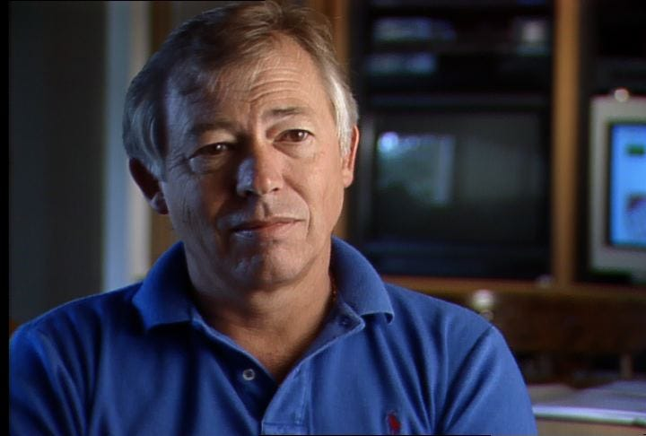 Machine That Changed The World, The; Interview with Mike Markkula, 1992