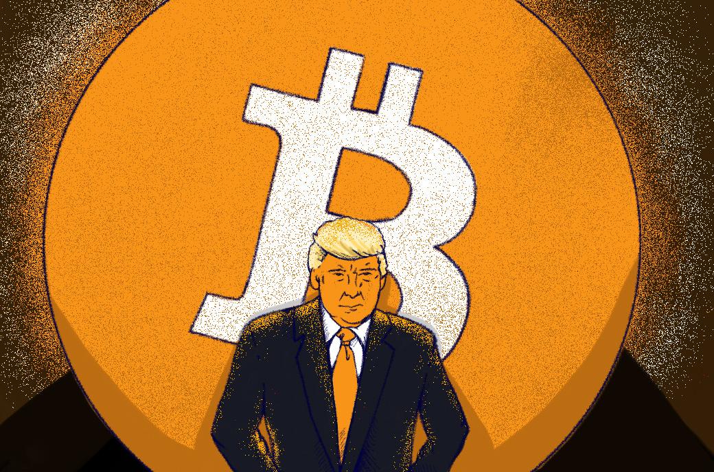 Donald Trump Derides Bitcoin on Twitter