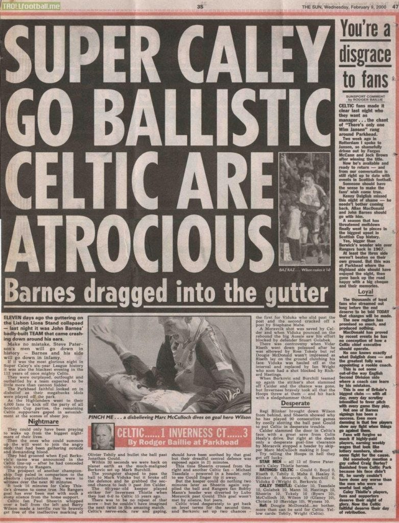 Headline play on supercalifragilisticexpialidocious