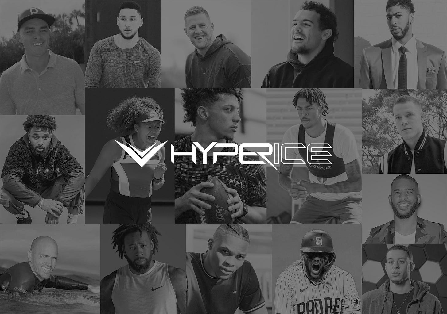 Hyperice Secures Strategic Investment from Main Street Advisors,  SC.Holdings, NFL's Investment Arm 32 Equity, NBA, and Superstar Athletes