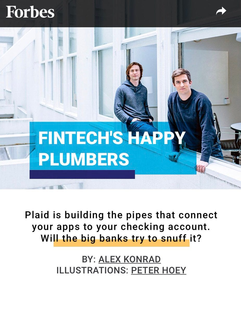 """Plaid on Twitter: """"Happy Friday from the Happy Plumbers!  https://t.co/q3fbRnYDh8… """""""