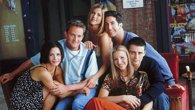 Friends' Cast to Reunite for Exclusive HBO Max Special – Variety