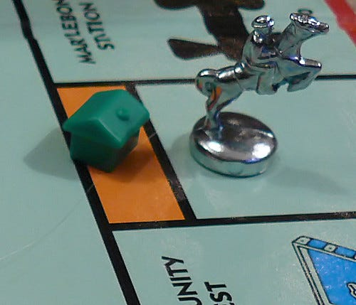"""""""Monopoly"""" by Mike_fleming is licensed under CC BY 2.0"""