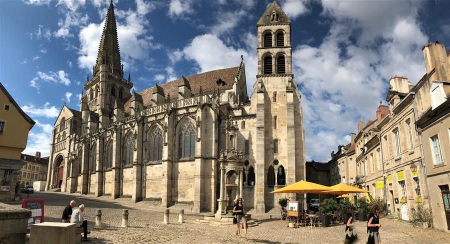 Cathédrale Saint-Lazare | Tourisme en Bourgogne