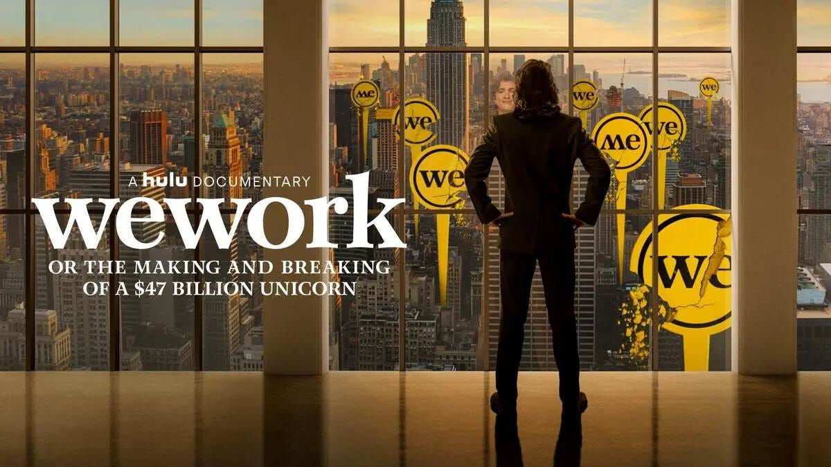 Hulu's WeWork documentary depicts the rise and fall of a cult   Engadget
