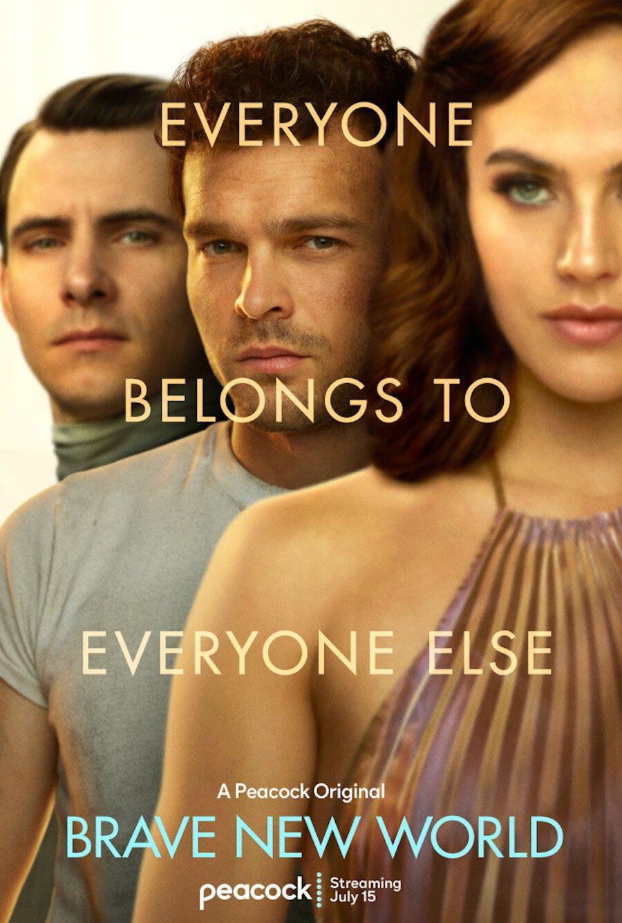 Brave New World (TV Series 2020– ) - IMDb