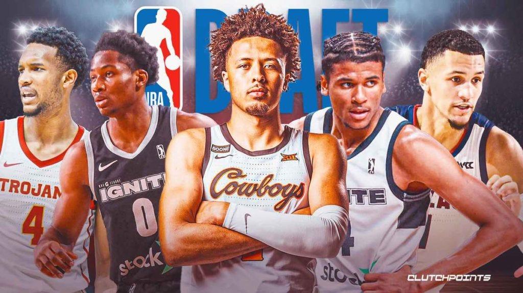 2021 NBA Mock Draft ahead of NCAA Tournament Final Four