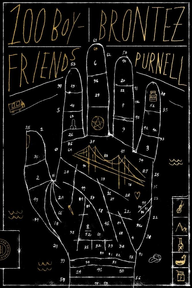 100 Boyfriends | Brontez Purnell | Macmillan