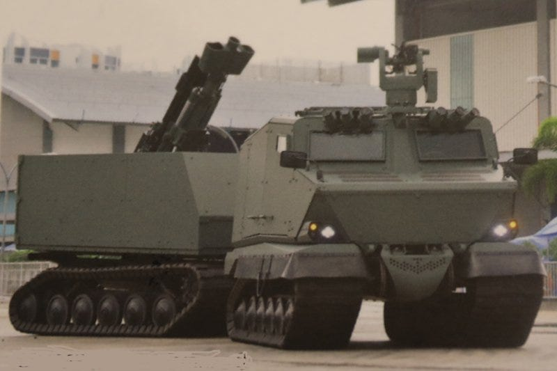 Singapore Airshow 2020: Upgraded SRAMS mortar is unveiled - Land Warfare -  Shephard Media