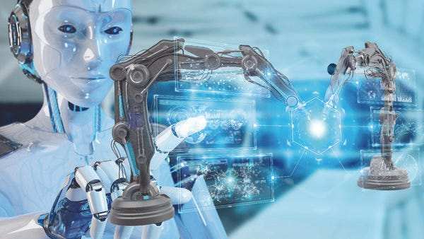 Automation Is Booming – Robots Are Taking Over Amid Lock-downs