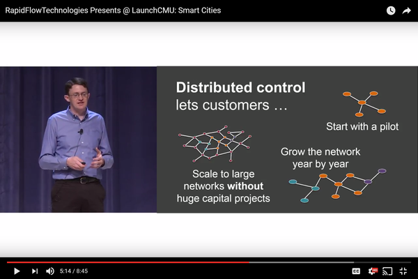 Video: Surtrac's scalable network of sensors