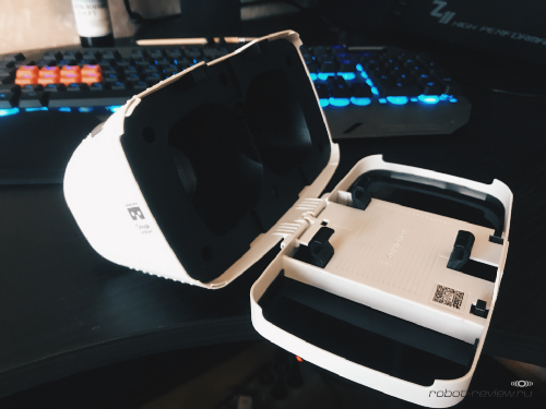 VR-шлем Homido Grab, белый
