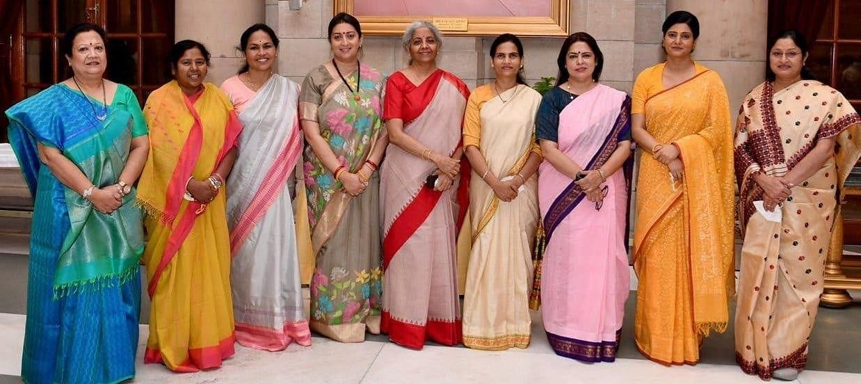 Modi cabinet reshuffle: Here are the 11 women ministers now part of BJP's  Union government- The New Indian Express