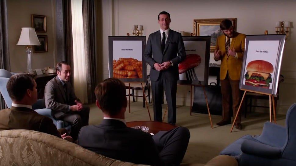 More of Don Draper's MAD MEN Pitches We Wish Got Used — Nerdist