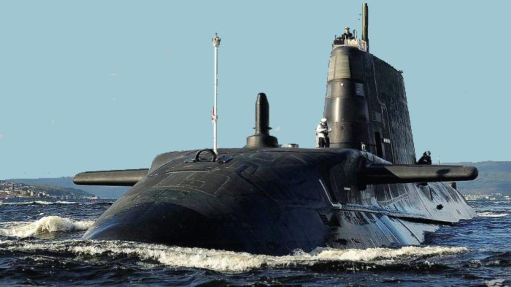 How Nuclear-Powered Submarines Work