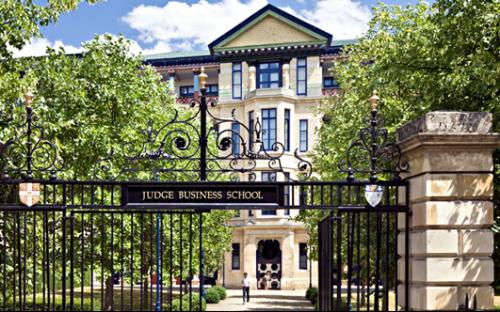 Meet The Team: Cambridge Judge Business School