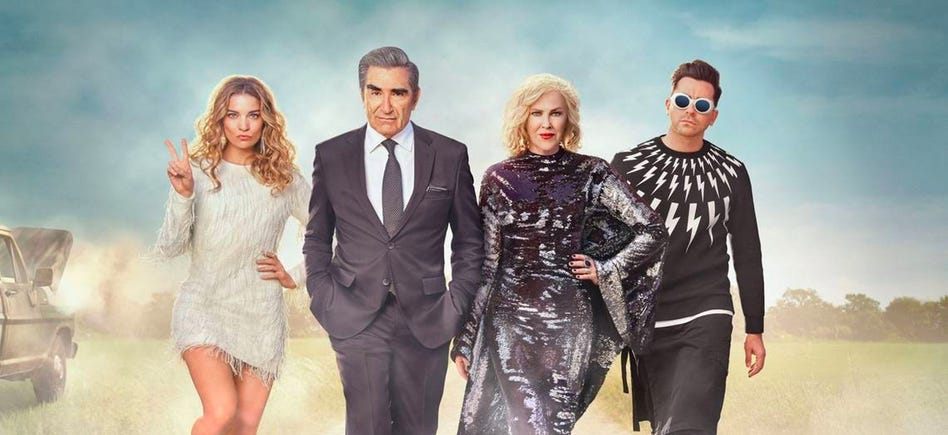 The Quarantine Stream: 'Schitt's Creek' Will Make You a Better Person –  /Film