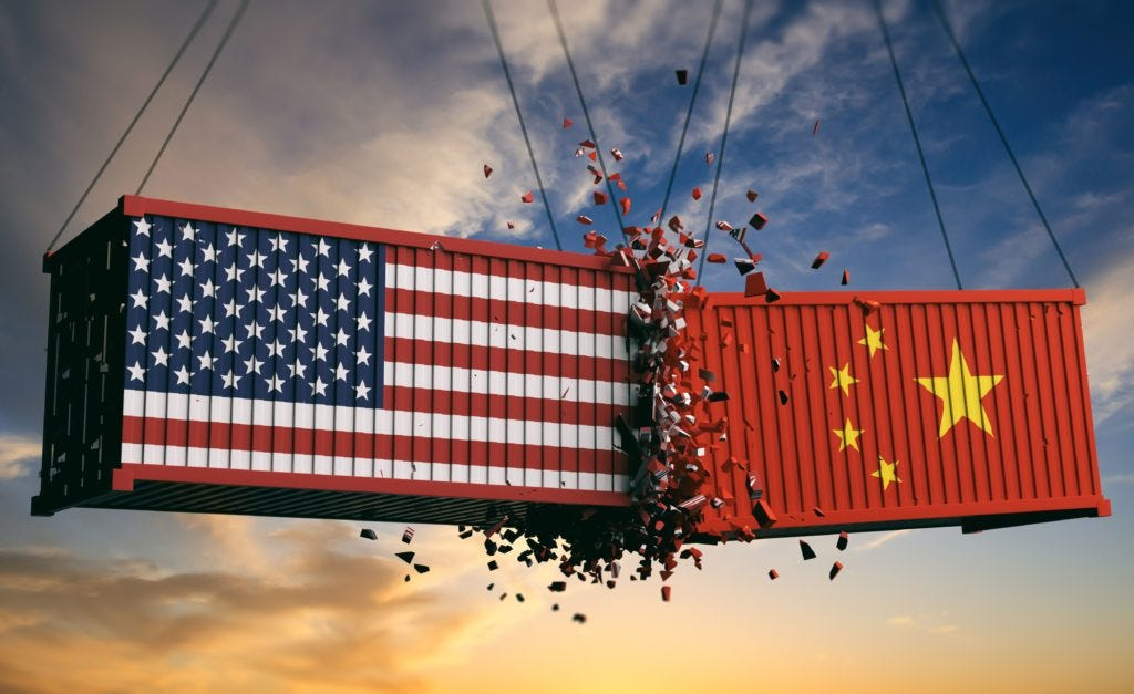 The US/China trade war: the threat it poses to the global economy ...