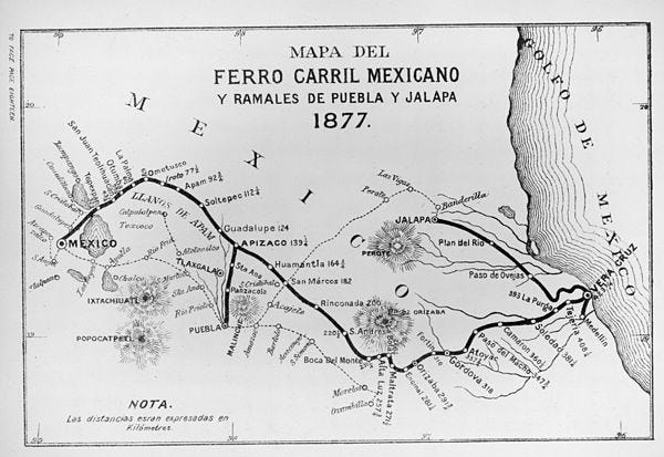 Rail transport in Mexico - Wikiwand