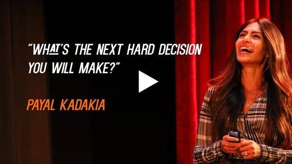 Payal Kadakia | Hustle Con 2017