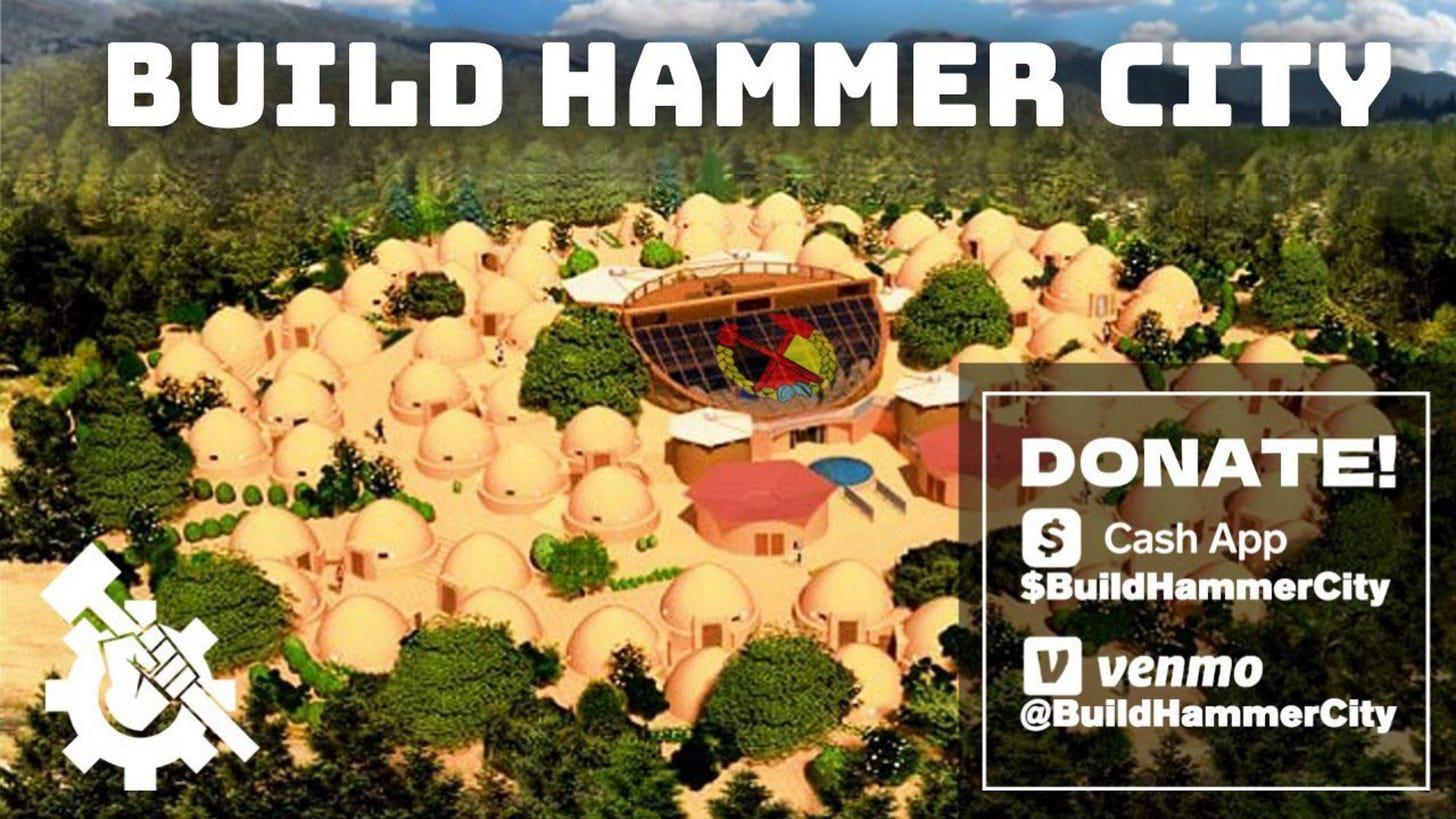 Hammer City