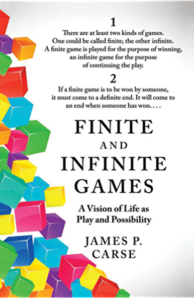 Finite and Infinite Games - Kindle edition by Carse, James. Politics &  Social Sciences Kindle eBooks @ Amazon.com.