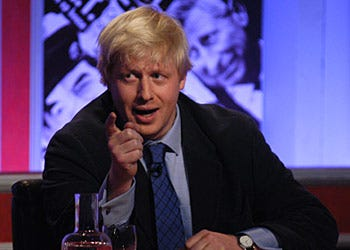 Boris Johnson | Have I Got News For You Wiki | Fandom