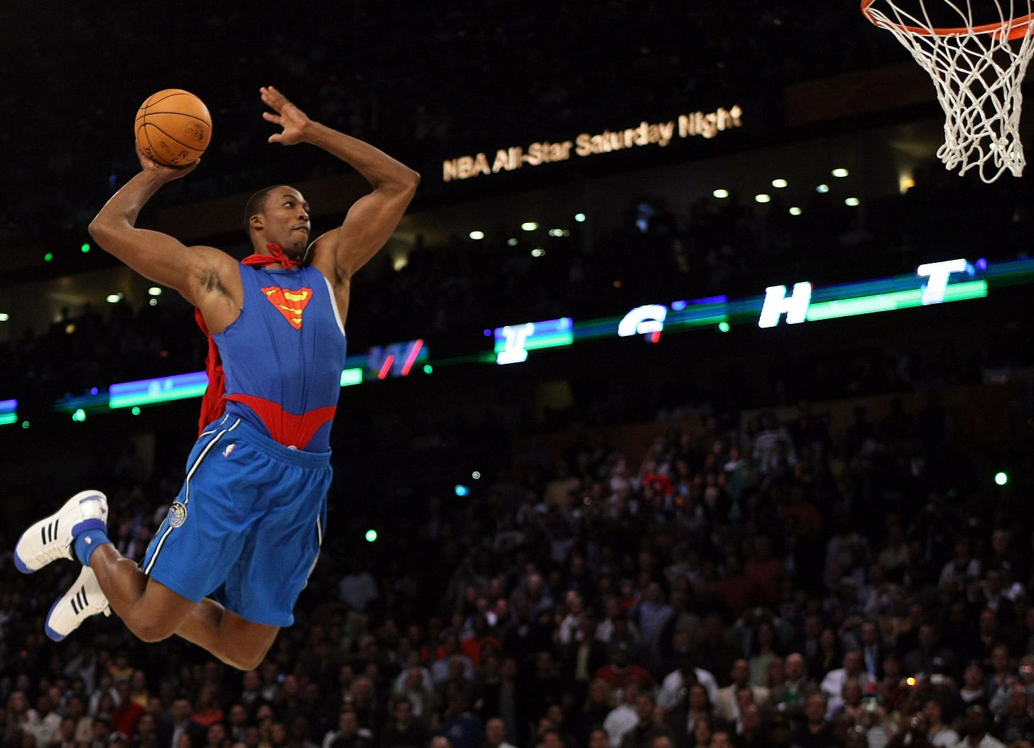 NBA Slam Dunk Contest 2020: Dwight Howard is back, but is Superman?