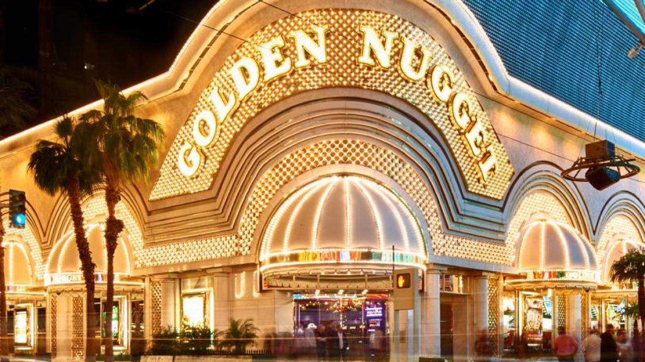 Golden Nugget in downtown Las Vegas reopening at 12:01 a.m. June 4
